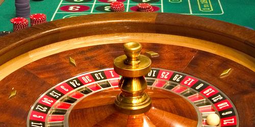Gerade Beim Roulette